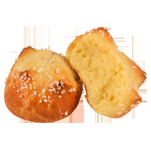 Brioche nature au sucre réalisée par Artisan pâtissier Cluzel