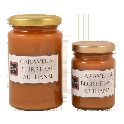 Caramel beurre salé pâtisserie artisanale sur commande
