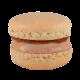 Macaron foie gras et figues pâtisserie artisanale sur commande