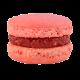 Macaron framboise pâtisserie artisanale sur commande