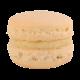 Macaron vanille réalisé par Artisan pâtissier Cluzel