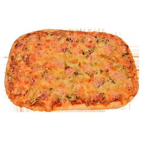 Pizza reine pâtisserie artisanale réalisé à St Laurent Royans