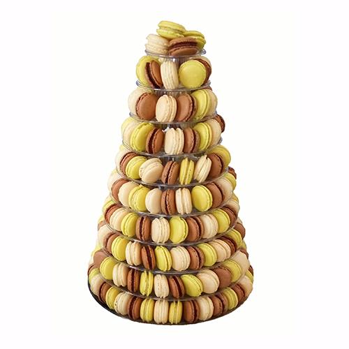 macarons pyramide