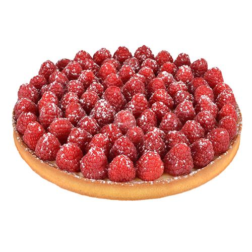 Tarte aux framboises | Tartes | Pâtisserie artisanale ...