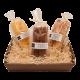 Coffret mini-cakes petit format pâtisserie artisanale sur commande