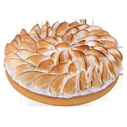 Tarte citron meringuée réalisée par Artisan pâtissier Cluzel