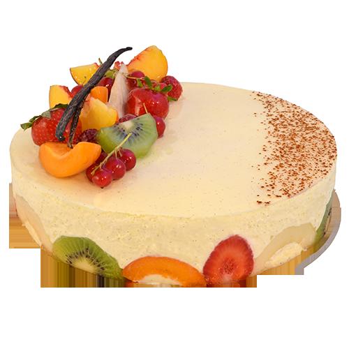 Tutti-frutti pâtisserie artisanale sur commande